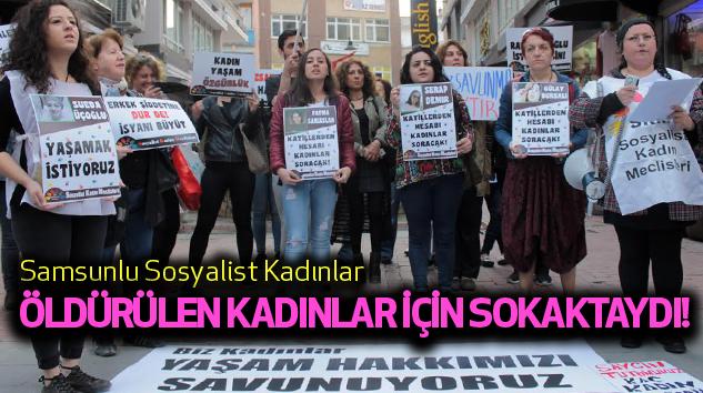 Samsunlu Sosyalist Kadınlar...