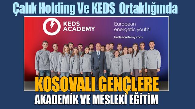 alık Holding Ve Keds  Ortaklığında Kosovalı Gençlere Akademik Ve Mesleki Eğitim