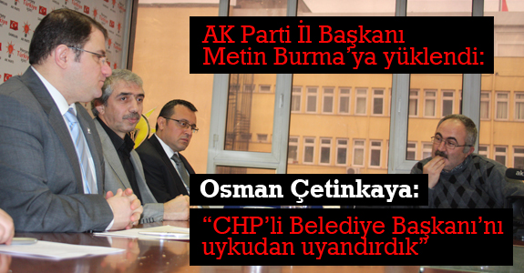 CHP'li Belediye Başkanı'nı uykudan uyandırdık
