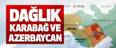 Dağlık Karabağ Ve Azerbaycan