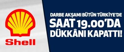 Darbe Akşamı Bütün Türkiye'de saat 19.00'da Dükkânı Kapattı!