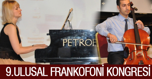 9.ULUSAL FRANKOFONİ KONGRESİ