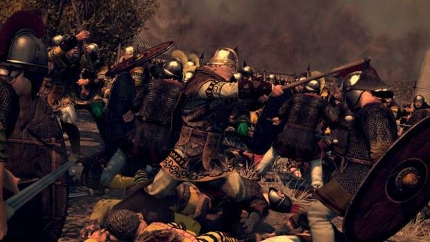 Total War: ATILLA geliyor!