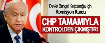 Devlet Bahçeli Kılıçdaroğlu İçin Komisyon Kurdu