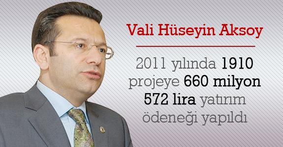Bin 910 Projenin Çalışmaları Sürüyor