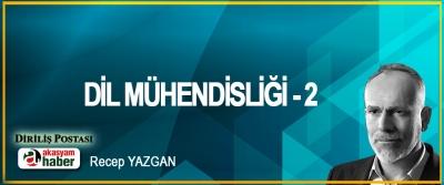 Dil Mühendisliği 2  Öz Türkçe makale nasıl yazılır!