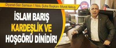 Diyanet-Sen Samsun 1 Nolu Şube Başkanı Murat Akkuş