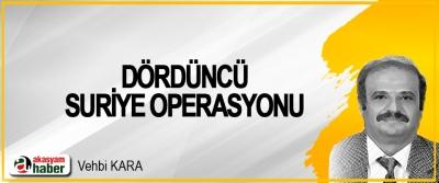 Dördüncü Suriye Operasyonu