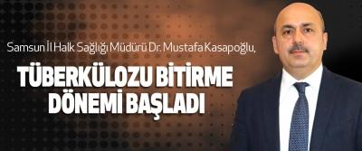 Dr. Kasapoğlu: Tüberkülozu Bitirme Dönemi Başladı