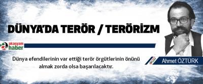 Dünya'da Terör / Terörizm