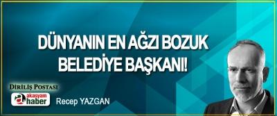 Dünyanın En Ağzı Bozuk Belediye Başkanı!