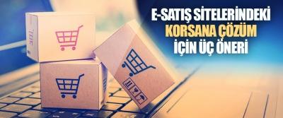 E-Satış Sitelerindeki Korsana Çözüm İçin Üç Öneri