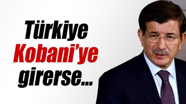 Türkiye Kobani'ye Askeri Müdahalede Bulunursa