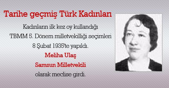Tarihe geçmiş Türk Kadınları