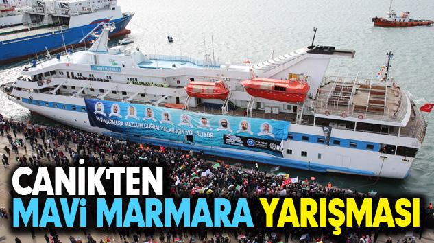 Canik'ten Mavi Marmara Yarışması