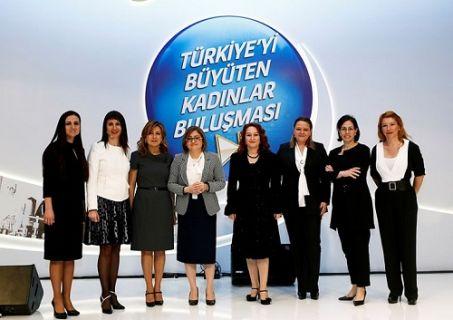 Turkcell Türkiye'yi Büyüten Kadınlar Buluşması gerçekleşti