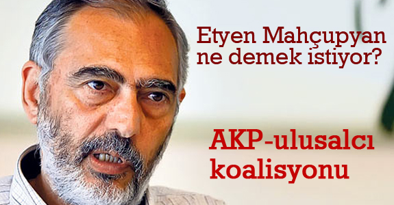AK Parti -ulusalcı koalisyonu?