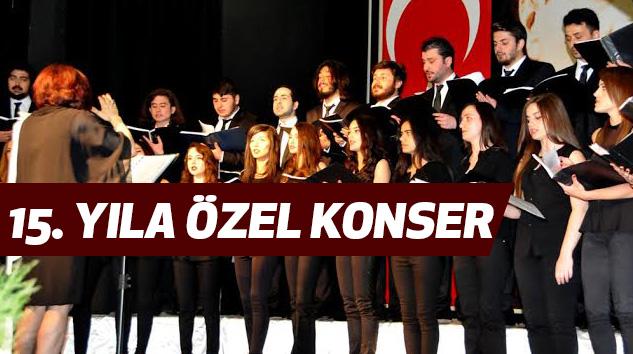 Müzik Öğretmeni Adaylarından 15. Yıla Özel Konser