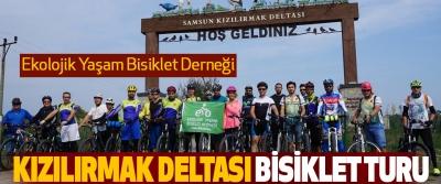 Ekolojik Yaşam Bisiklet Derneği Kızılırmak Deltası Bisiklet Turu
