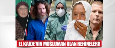 El Kaide'nin Müslüman Olan Rehineleri!