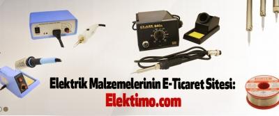 Elektrik Malzemelerinin E-Ticaret Sitesi: Elektimo.com