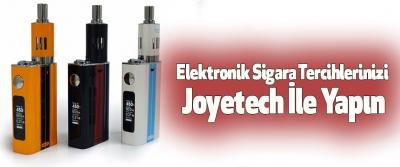 Elektronik Sigara Tercihlerinizi Joyetech İle Yapın