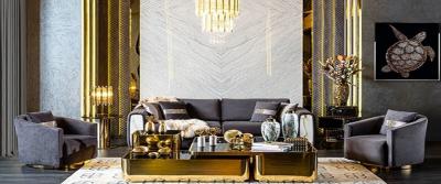 Elve Luxury İle Evinizde Şık Mobilyalar