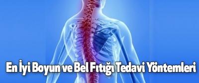 En İyi Boyun ve Bel Fıtığı Tedavi Yöntemleri