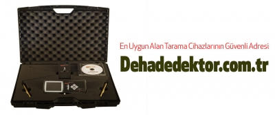 En Uygun Alan Tarama Cihazlarının Güvenli Adresi Dehadedektor.com.tr