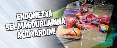 Endonezya Sel Mağdurlarina Acil Yardim!