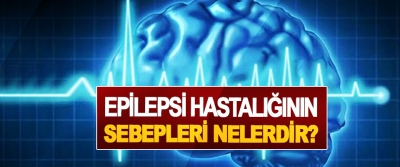 Epilepsi hastalığının sebepleri nelerdir?