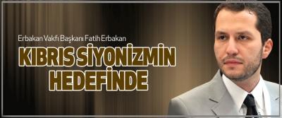 Erbakan: Kıbrıs Siyonizmin Hedefinde