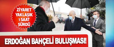 Erdoğan Bahçeli Buluşması!
