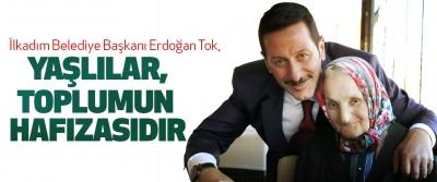 Erdoğan Tok, Yaşlılar, Toplumun Hafızasıdır