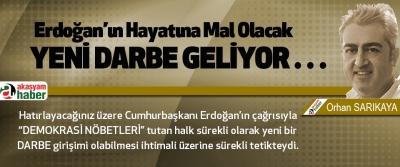 Erdoğan'ın Hayatına Mal Olacak Yeni Darbe Geliyor…