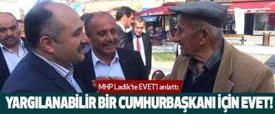 Erhan Usta: Yargılanabilir bir cumhurbaşkanı için evet!