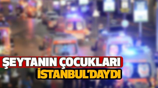 Şeytanın Çocukları İstanbul'daydı
