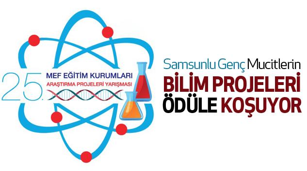 Samsunlu Genç Mucitlerin Bilim Projeleri