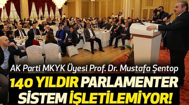 140 Yıldır Parlamenter Sistem İşletilemiyor!