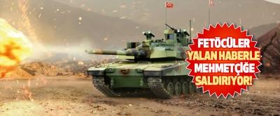 FETÖ Yalan Haberle Mehmetçiğe Saldırıyor!