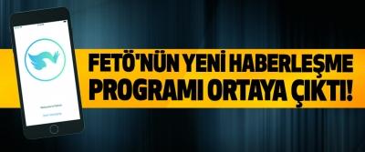 FETÖ'nün yeni haberleşme programı ortaya çıktı!