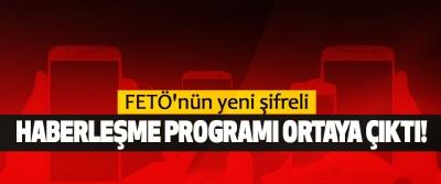 FETÖ'nün yeni şifreli Haberleşme Programı Ortaya Çıktı!