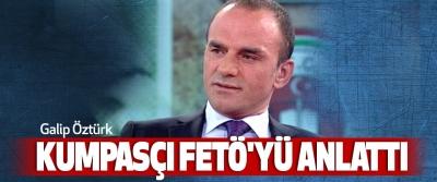 Samsunlu İş adamı Galip Öztürk Kumpasçı Fetö'yü Anlattı