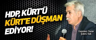 Gazeteci Yazar Şükrü Sak