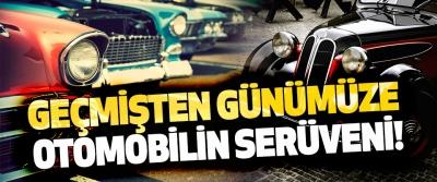 Geçmişten Günümüze Otomobilin Serüveni!