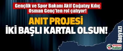 Gençlik ve Spor Bakanı Akif Çağatay Kılıç Osman Genç'ten rol çalıyor!