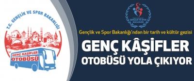Gençlik Ve Spor Bakanlığı'ndan Bir Tarih Ve Kültür Gezisi