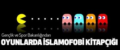 Gençlik ve Spor Bakanlığından Oyunlarda İslamofobi Kitapçığı