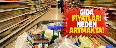 Gıda Fiyatları Neden Artmakta!