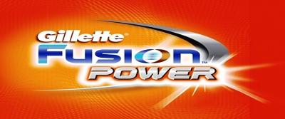 Gilette Fusion
